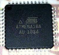 ATMEGA16A-AU TQFP-44