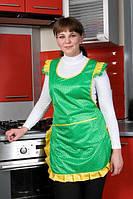 Фартук для кухни 4404 (торговый 44-60р. женский нейлон) Хелслайф, фото 1