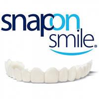 Накладные виниры для зубов Snap on smile с кейсом съемные