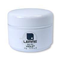 Моделирующий гель Bio-Tec Violet Lemme, 15 г