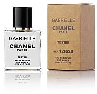 Туалетная вода женская Chanel Gabrielle, Paris 50 ml, Orign Tester, эко упаковка