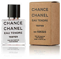Туалетная вода женская Chanel Chance eau Tendre 50 ml, Orign Tester, эко упаковка