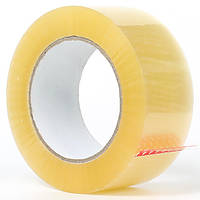 Упаковочный скотч, прозрачный 45 мм х 91 м х 40 мкм