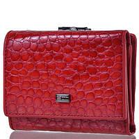 Жіночий шкіряний гаманець Wanlima 11044690015b1 Red