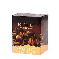Кофейные зерна в шоколаде Shoud'e (15г), в коробке