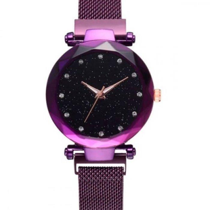 Женские часы Baosaili Фиолетовый (01377)