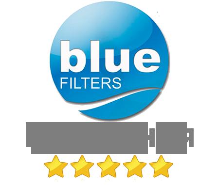 Картинка німецьких фільтрів для води Bluefilters