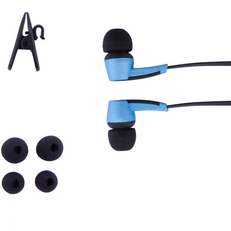 Наушники Ipipoo ip-P10 Черно-синий (539066)