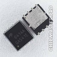 AON6414A, N-Ch 30V 30A 8mΩ [DFN5X6]