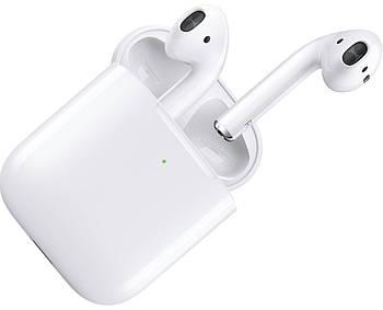 Беспроводныенаушники  TWS I7s Bluetooth Earphone копия Apple AirPods с боксом для зарядки