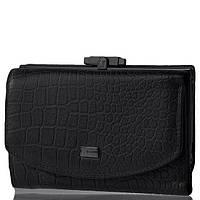 Жіночий шкіряний гаманець Wanlima 62043790473a1 Black, фото 1