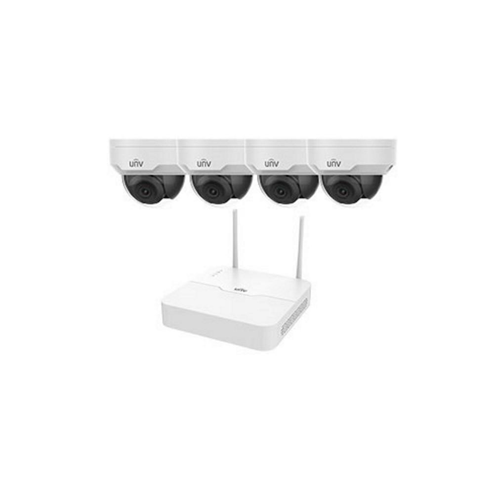 Комплект IP видеонаблюдения Uniview KIT/NVR301-04LB-W/4*322SR3-VSF28W-D