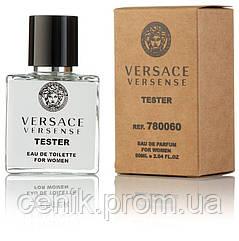 Туалетная вода женская Versace Versense 50 ml, Orign Tester, эко упаковка