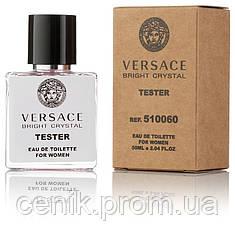 Туалетная вода женская Versace Bright Crystal 50 ml, Orign Tester, эко упаковка