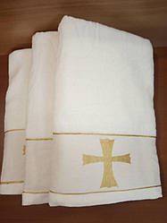 Полотенце для крещения 140х70 см