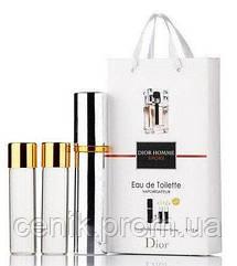Подарочный набор Christian Dior Homme Sport edt 3X15 ml, мужская туалетная вода!