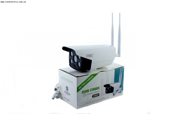 Камера CAMERA CAD 90S10B IP 2.0mp уличная WI-FI