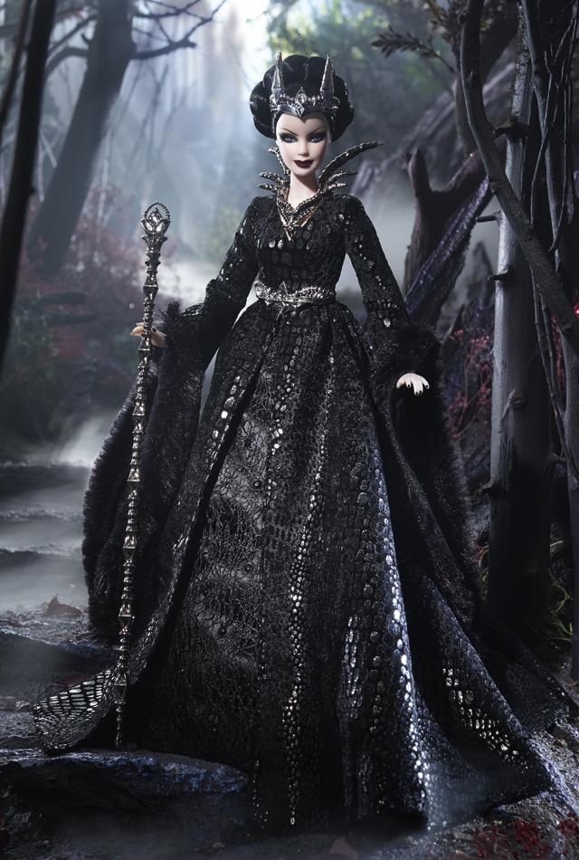 Колекційна лялька Барбі Королева Темного Лісу / Queen of the Dark Forest Barbie Doll