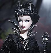 Колекційна лялька Барбі Королева Темного Лісу / Queen of the Dark Forest Barbie Doll, фото 3