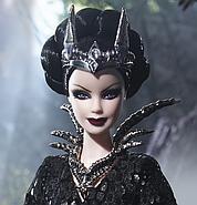 Колекційна лялька Барбі Королева Темного Лісу / Queen of the Dark Forest Barbie Doll, фото 5