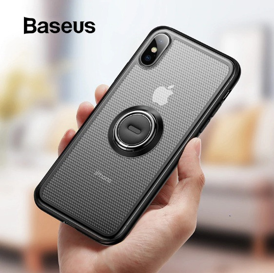 Чехол Baseus с подставкой для iPhone XS Max