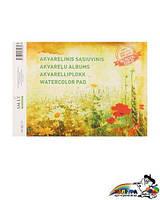 Склейка для акварелі Gold А4, 200г/м2, 10л, SMILTAINIS