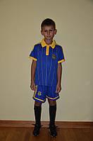 Футбольная форма команды сборной  Украины