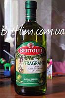 Масло оливковое холодного отжима BERTOLLI 1л extra VERGINE