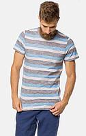 Мужская серая футболка TOM TAILOR TT 10115410010 18067