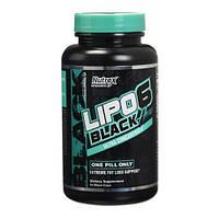 Жиросжигатель Lipo 6 Black Hers Ultra concentrate 60 капс.