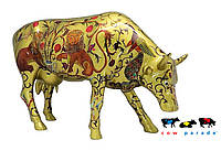 Коллекционная статуэтка корова The Golden Byzantine - wos4300