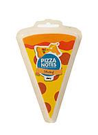 Бумага для заметок в форме куска пиццы Doiy 14,5х8см Оранжевый