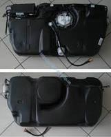 Бак топливный, бензобак ВАЗ 1117, ВАЗ 1118, ВАЗ 1119 Калина инжекторный, пластик,