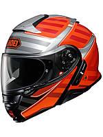 Мотошлем Shoei Neotec II Splicer TC-8 (оранжевый)