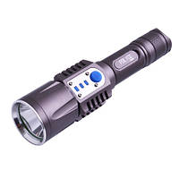 Фонарь Poliсe C20-CREE XML L2, аккумулятор 18650,  USB power bank