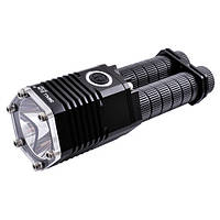 Фонарь 12V Small Sun T07- CREE T6, 2 аккумулятора *18650