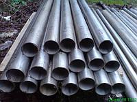 Трубы нержавеющие 12х18н10т