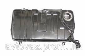 Бак паливний, бензобак ВАЗ 2123 Нива Шевроле інжекторний без электробензонасоса