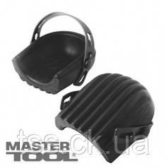 MasterTool  Наколенники универсальные, каучуковые,16*14,5 см, Арт.: 82-0162
