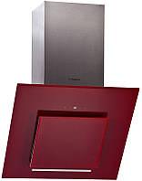 Вытяжка кухонная наклонная PYRAMIDA HES 30 (D-600 MM) RED/AJ 1200