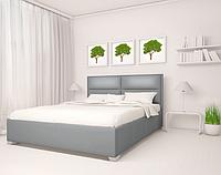 """Кровать """"Сити"""" с подъемным механизмом, без матраса. Цвет может быть изменён под заказ"""