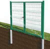 Ворота распашные из сетки 3000*1530мм