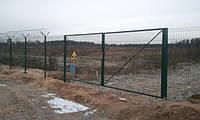 Ворота из сетки 3000*1530мм