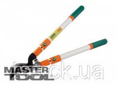 MasterTool  Сучкорез с телескопическими ручками 500 - 1000 мм, тефлон, алюминиевые ручки, Арт.: 14-6122