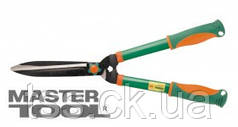 MasterTool  Ножницы для стрижки кустарников 620 мм, лезвия тефлон, двухкомпонентная рукоятка, Арт.: 14-6132