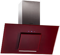 Вытяжка кухонная наклонная PYRAMIDA HES 30 (D-900mm) RED\ AJ
