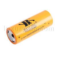 Аккумулятор 26650-6800mAh