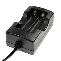 Зарядка для аккумуляторов 18650 MD 202, 2*18650 от 220V