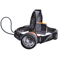 Фонарь на лоб Police 6651-1LM+3Led налобный фонарик