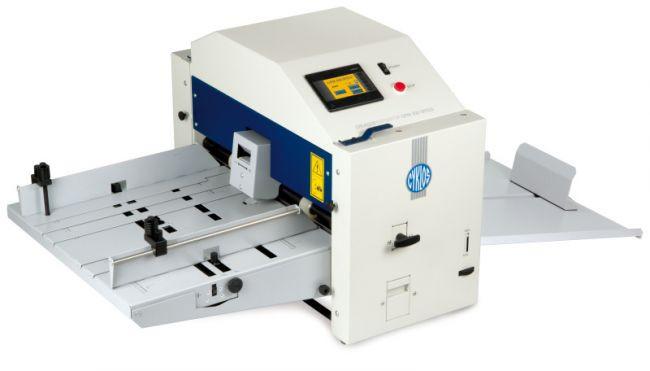 Cyklos GPM 450 SPEED, электрическая программируемая биговка-перфоратор, рабочая ширина 450 мм, 400 г/м².